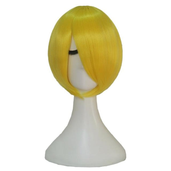 Bob Wigs - 6 Inch 24 Colors 2104 / 6Inches