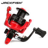 JACKFISH High Speed Reels G-Ratio 5.0:1 - Jigged Store