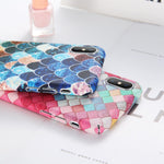 Cute Luminous Phone Case For iPhone X 7 8 Plus 6 6s Plus - Jigged Store