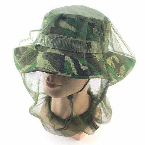 Mosquito Mask Hat - Jigged Store