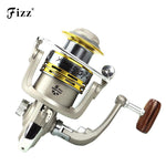 Fizz Half Metal Reel 5.2:1 Speed Ratio - Jigged Store