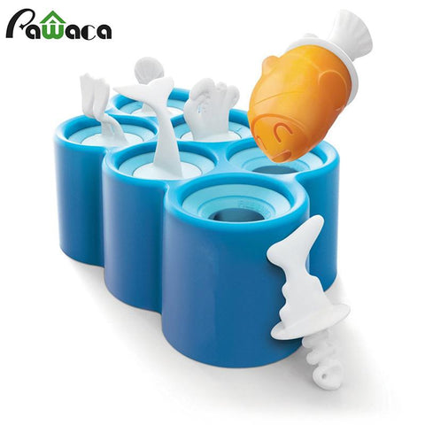 Fish Shaped Ice Cube Tray - Jigged Store