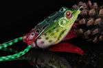 Soft Lures Frog shaped with a Nice Box To Be a Gift - Jigged Store