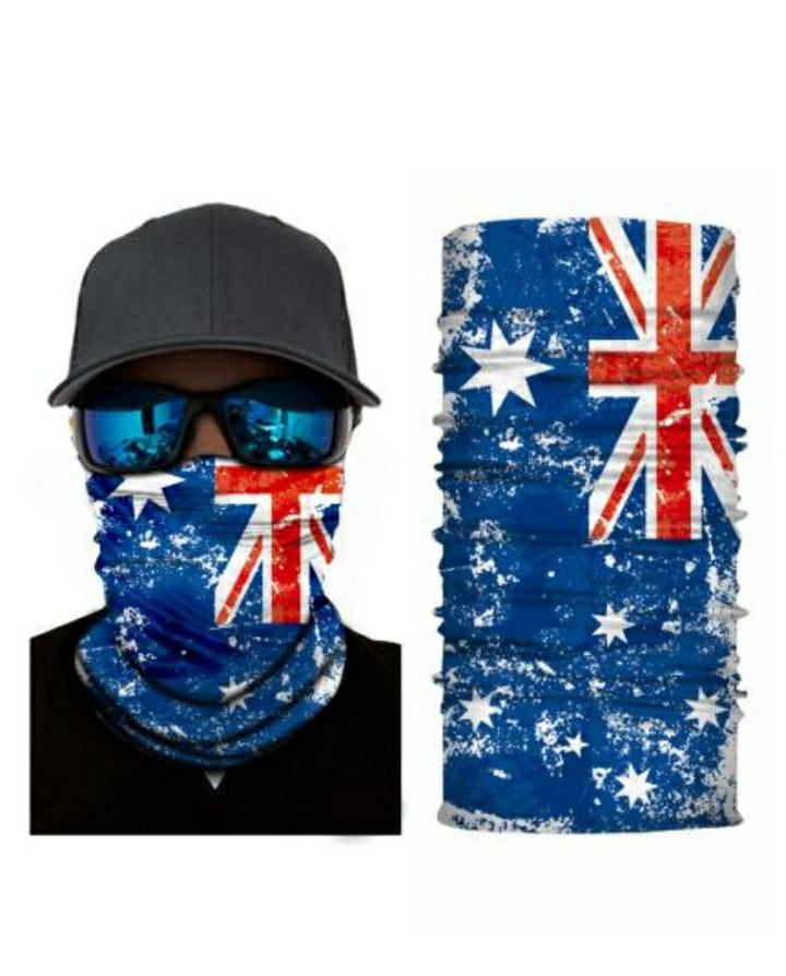 Multi Use Tube Bandana Australia