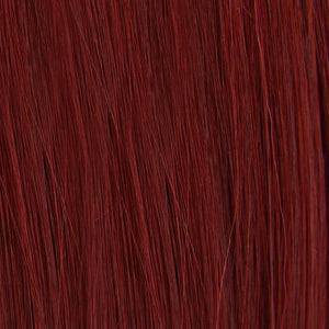 "Beauty Works - Deluxe Clip-in 16"" (#530 - Cherry)"