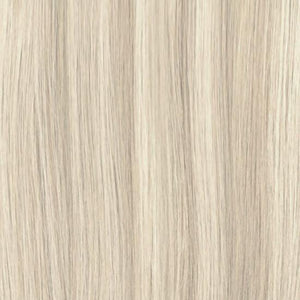 "Beauty Works - Deluxe Clip-in 16"" (#Iced Blonde - Iced Blonde)"