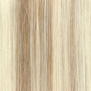 "Beauty Works - Deluxe Clip-in 16"" (#613/18 - Champagne Blonde)"