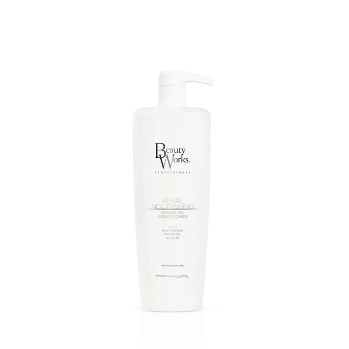 Beauty Works - Pearl Argan Nourish Conditioner (1L)