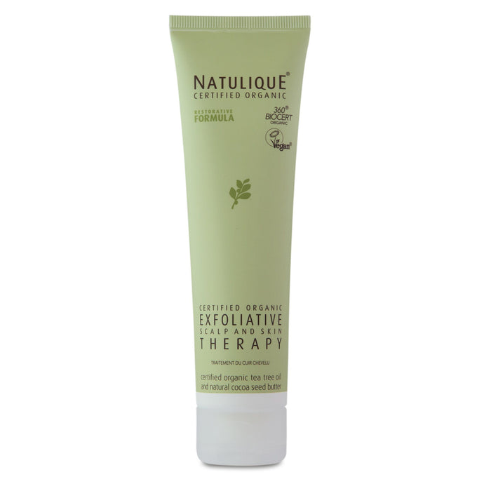 Natulique exfoliative scalp and skin therapy (100ml)