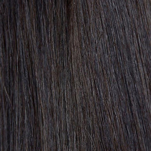 "Beauty Works - Deluxe Clip-in 16"" (#1B - Ebony)"