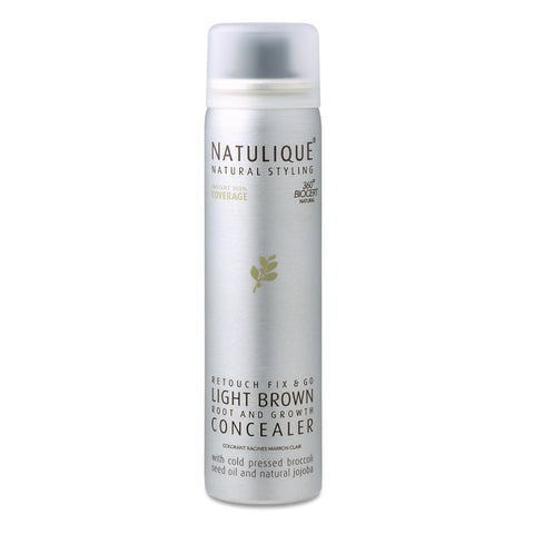 Natulique - Hair Concealer/Root Cover