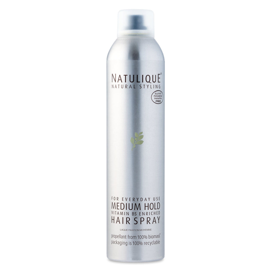 Natulique medium hold hairspray (300ml)