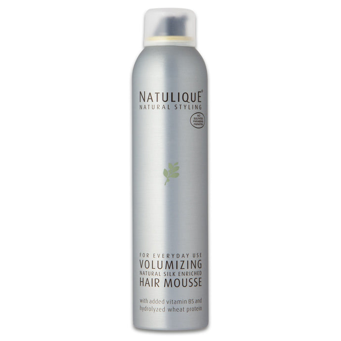 Natulique volumizing hair mousse (250ml)