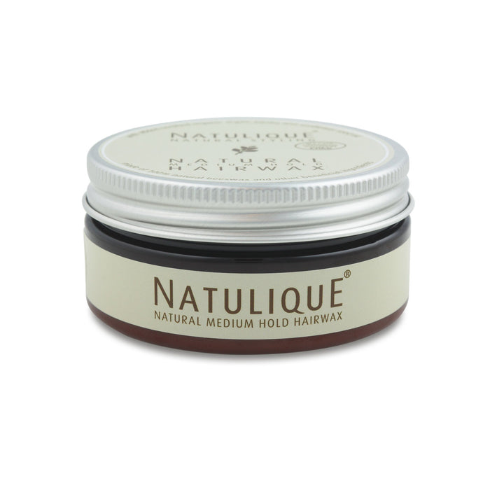 Natulique medium hold hairwax (75ml)