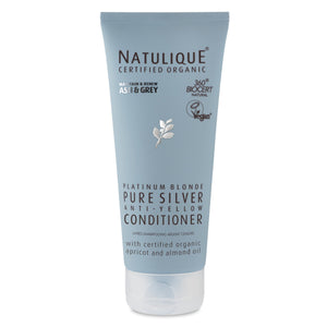 Natulique pure silver conditioner (200ml)