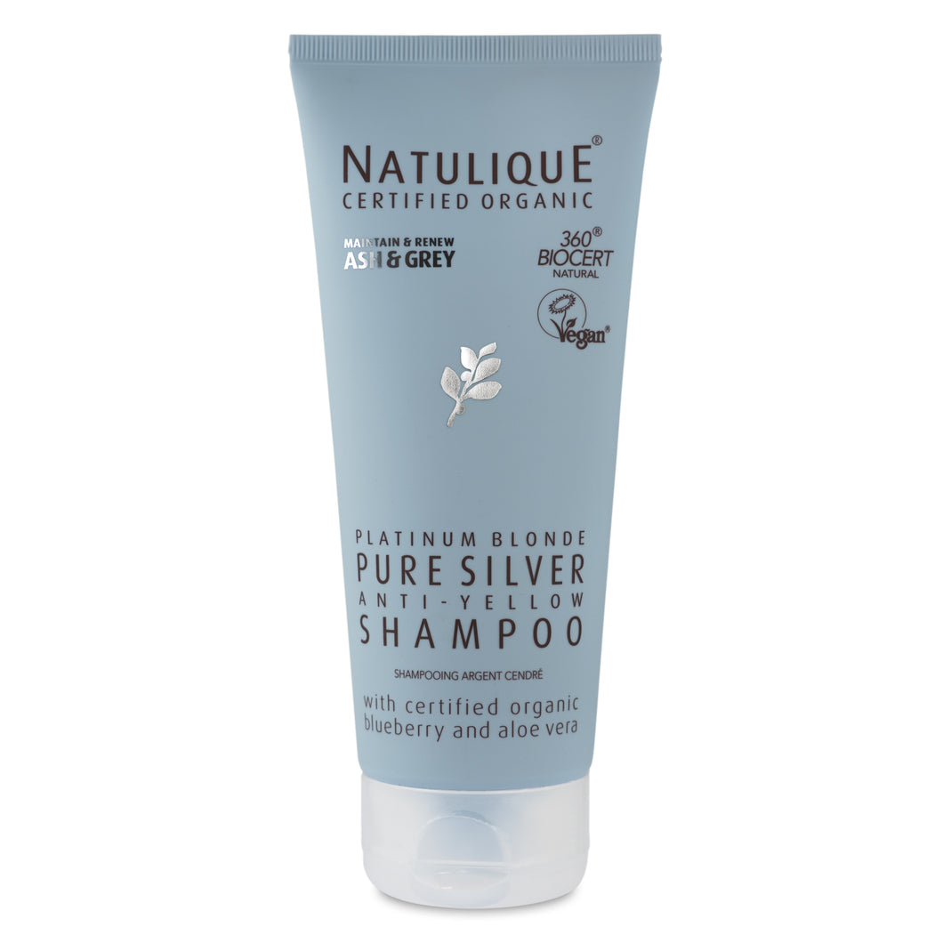 Natulique pure silver shampoo (200ml)