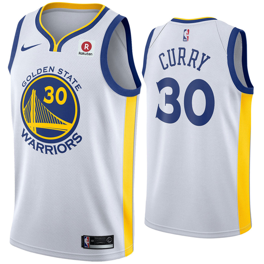 e2b3016e851 Stephen Curry #30 Golden State Warriors NIKE Swingman Jersey, 2019 (White)  ...