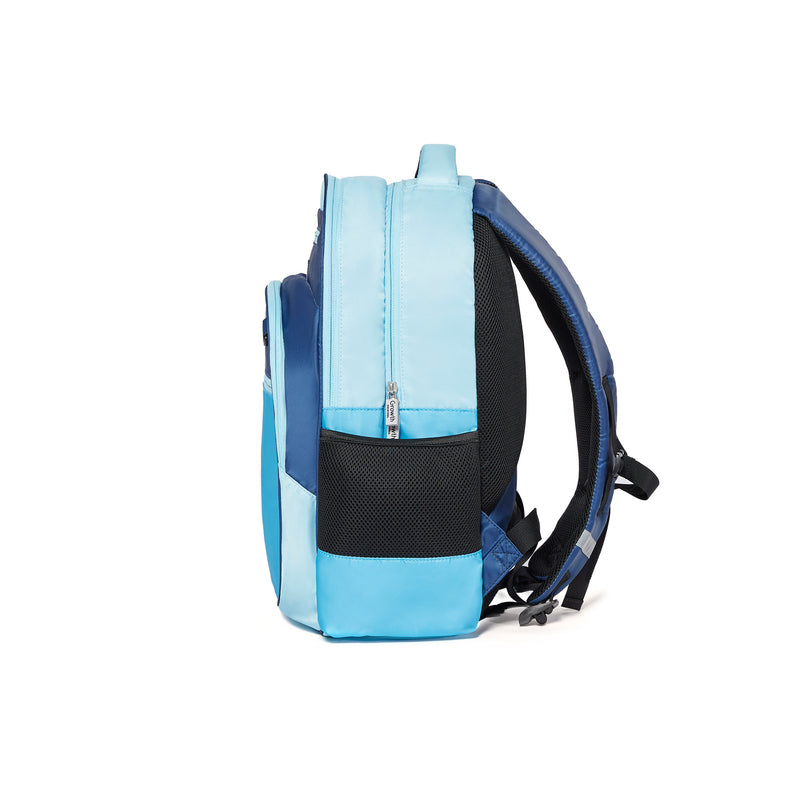 Ocean Backpack- Horizon Blue/Petit Four/Ensign Blue