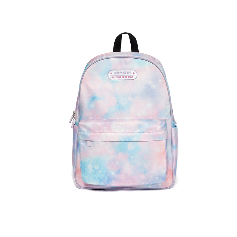 Pastel Galaxy Backpack-Lavender/Pastelgalaxy