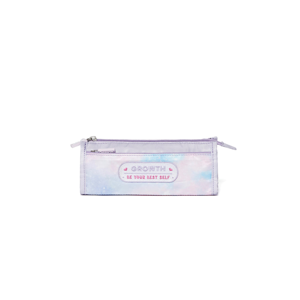 Pastel Galaxy Pencil Case-Lavender/Pastelgalaxy