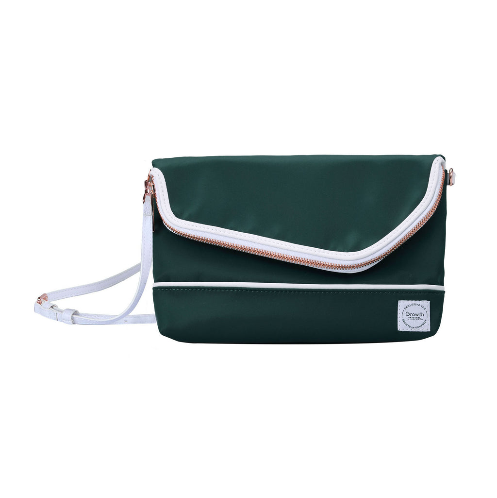 VICTORIA SLING - ROYAL GREEN