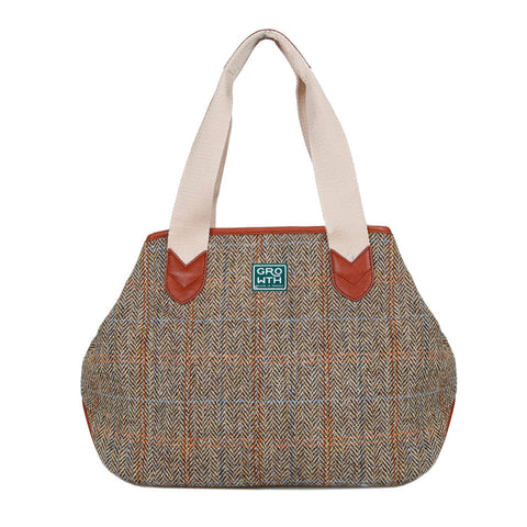 PUDDING - WOOL TWEED