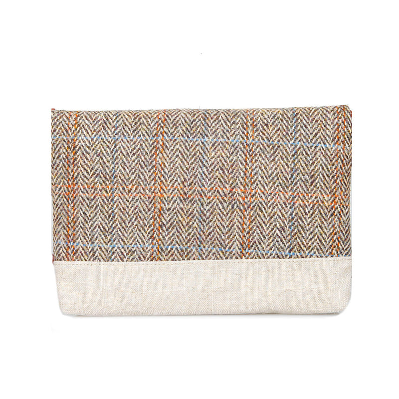 VICTORIA SLING - WOOL TWEED
