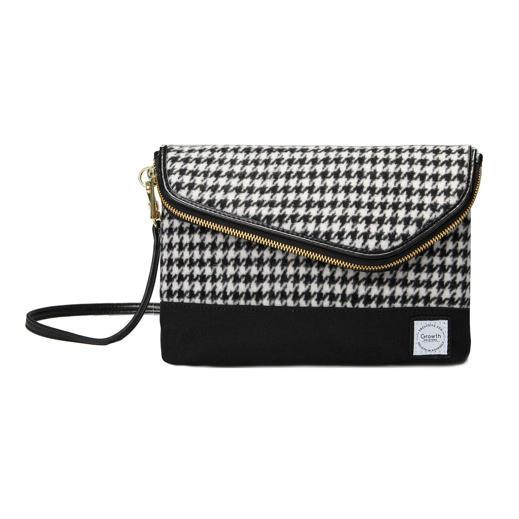 VICTORIA SLING - HOUNDSTOOTH CHECK