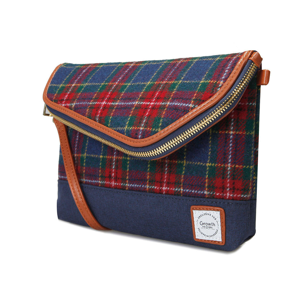 VICTORIA SLING - SCOTTISH TARTAN