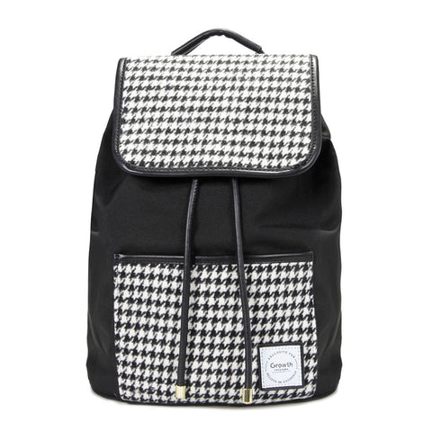 ABBEY - HOUNDSTOOTH CHECK
