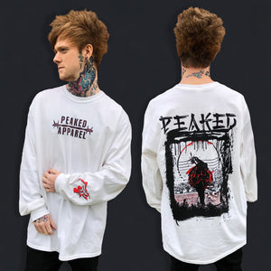 Samurai Long Sleeve T Shirt
