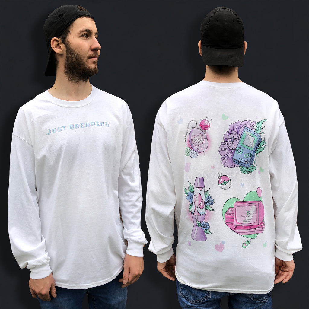 Dreamer Long Sleeve T Shirt