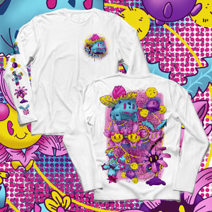 Kawaii Long Sleeve T Shirt