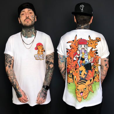 Limited Edition Tiger Master T Shirt