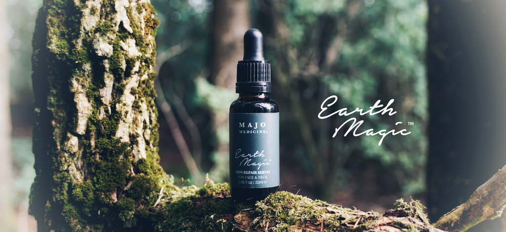 Majo Medicine Earth Magic Organic Serum