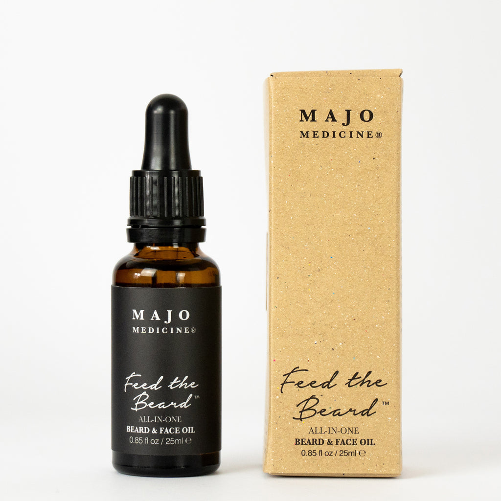 Feed The Beard™ - Beard & Face Oil (ALL-IN-ONE)