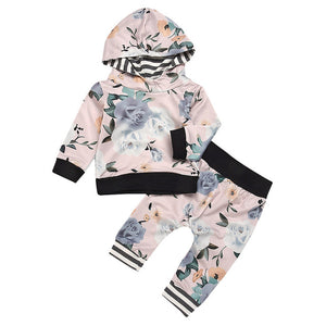 Baby Girl Clothes Infant Baby Boys Girls Long