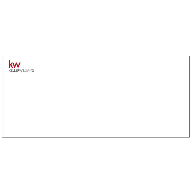 Keller Williams #10 Envelope