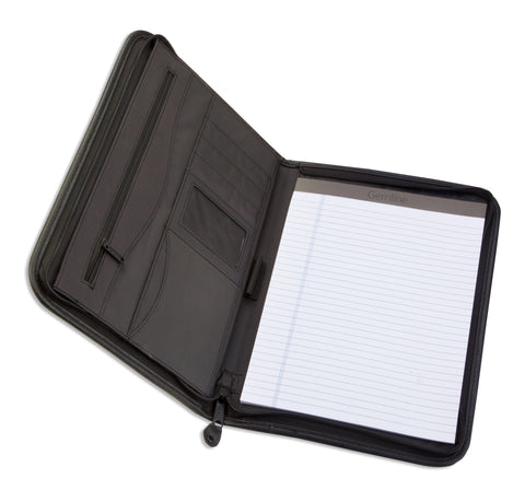 Zippered KW Commercial Padfolio