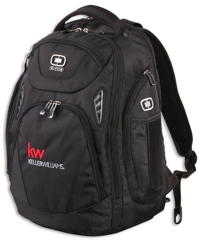 Black KW OGIO Backpack