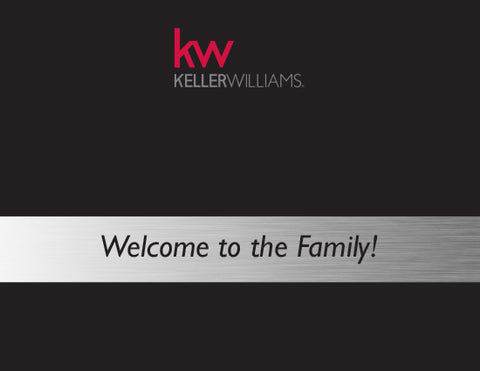 KW Welcome to the Family Greeting Card (With Envelopes)