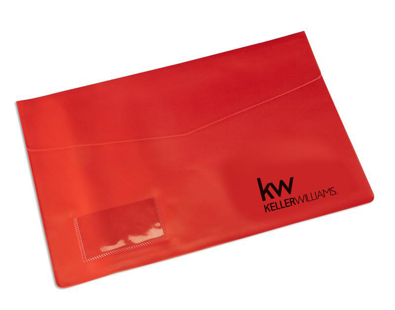 KW Title Pouch - Red
