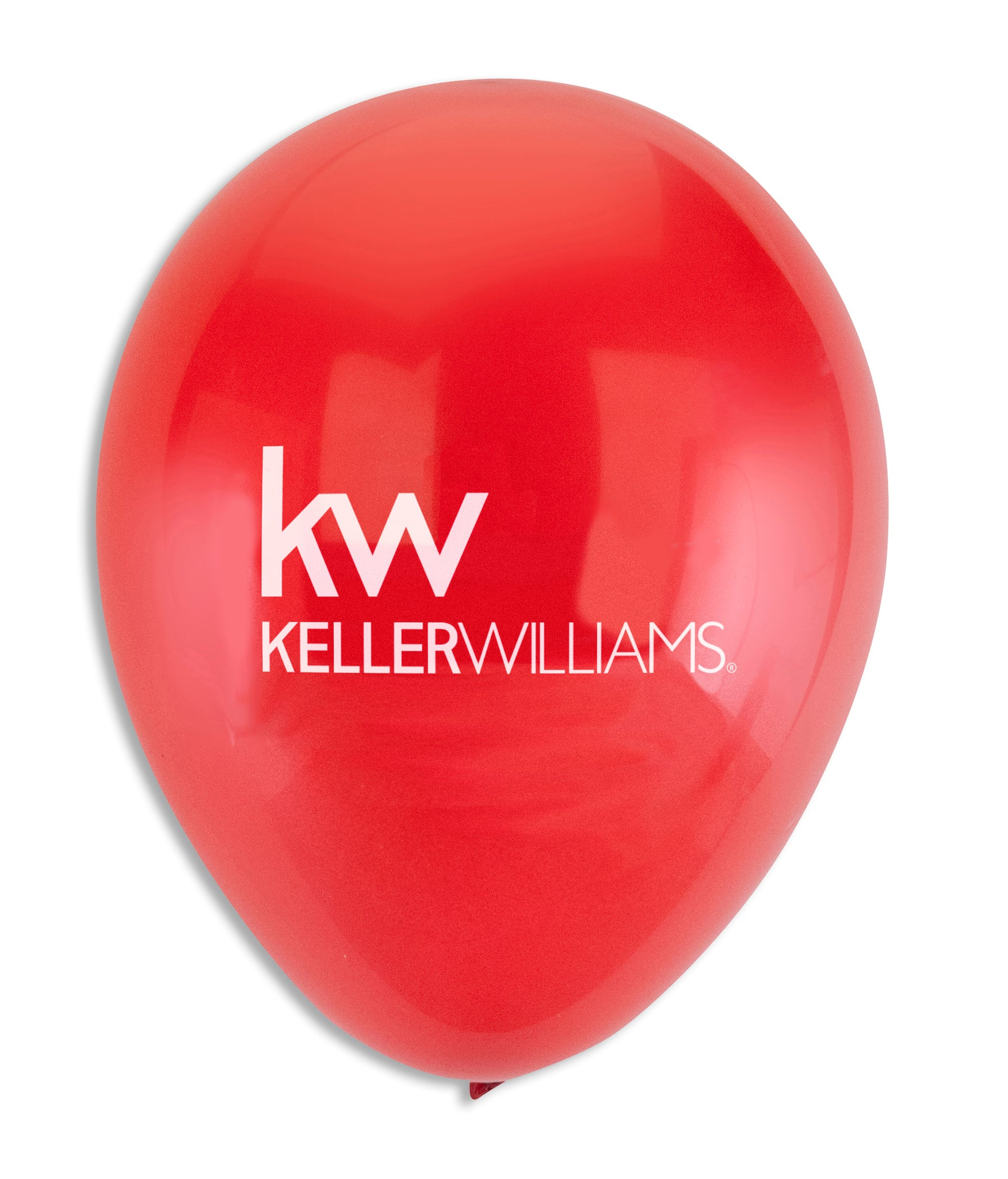 Keller Williams Balloons - Red