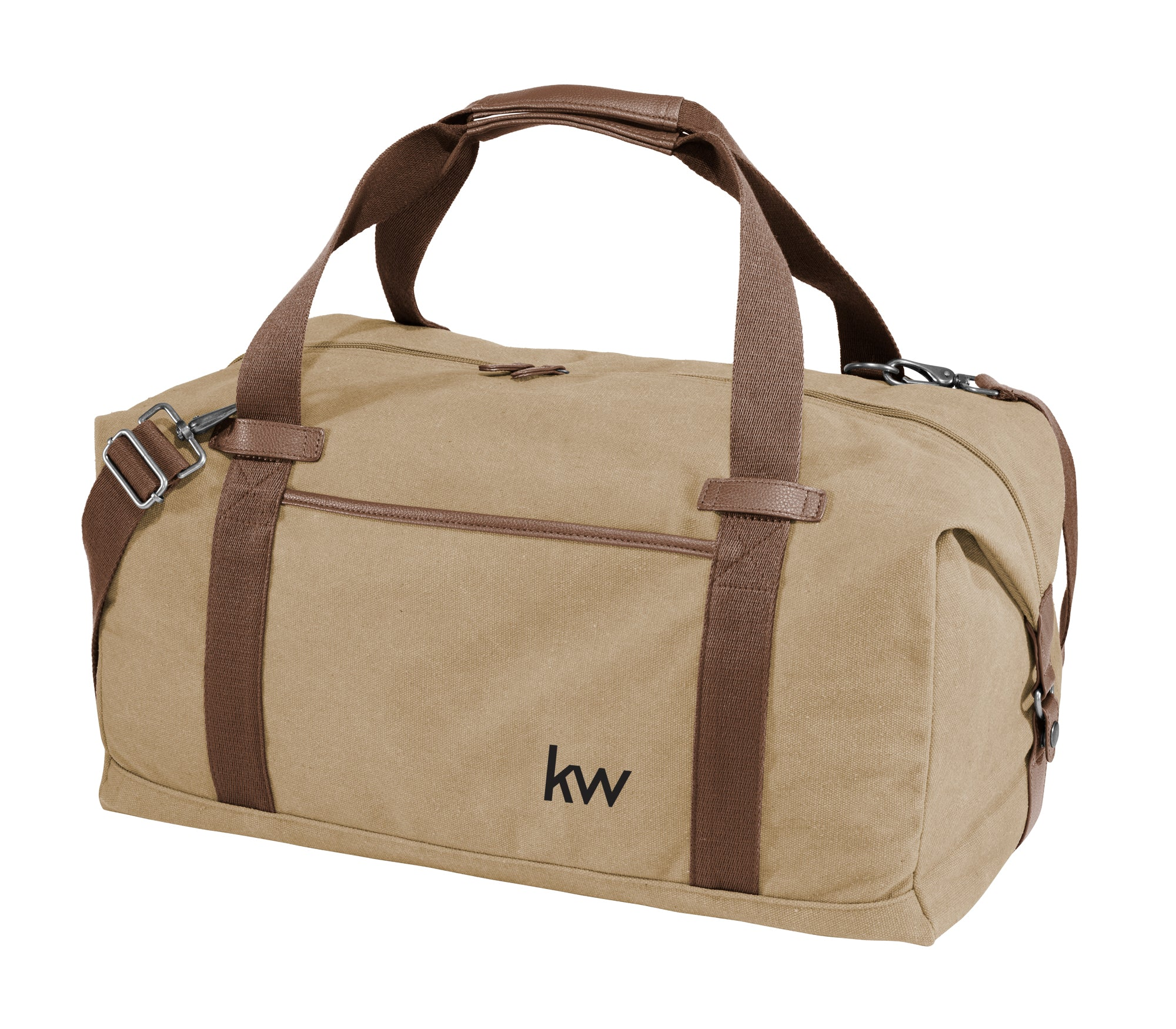 KW Canvas Duffel Bag