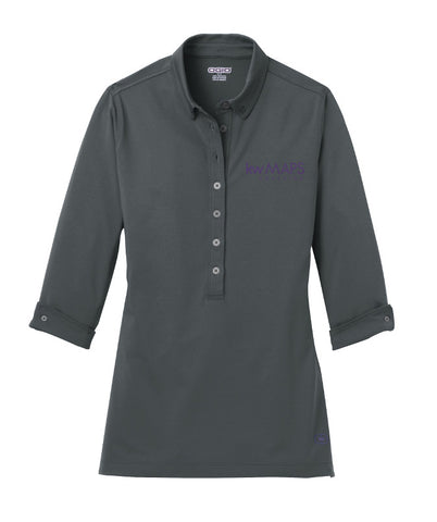 Women's KW MAPS OGIO Gauge Polo