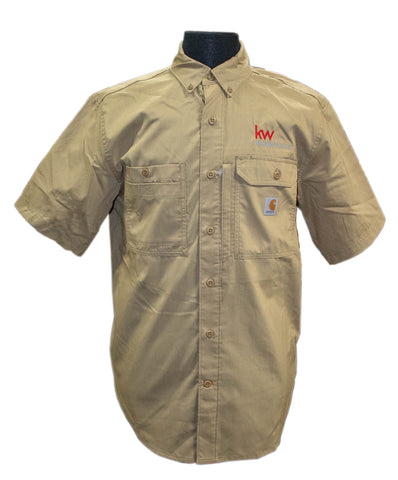 Men's KW Carhartt Fishing Shirt