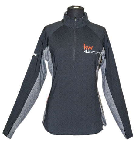 Women's Black/Grey KW Athletic Jacket