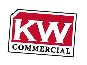 keller williams lapel pin with commercial logo