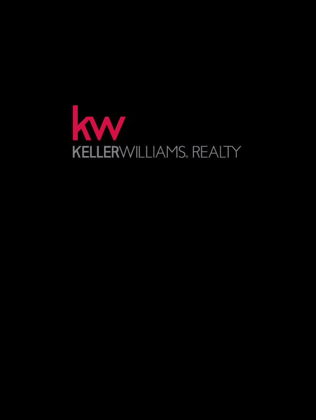 Black Keller Williams Realty Presentation Folders