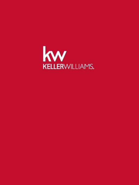 Red Keller Williams presentation folders